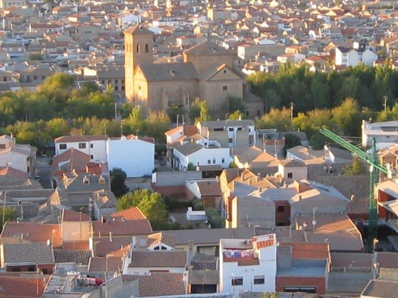 Consuegra: ¿los molinos de viento que inspiraron a Cervantes? (Toledo) 1