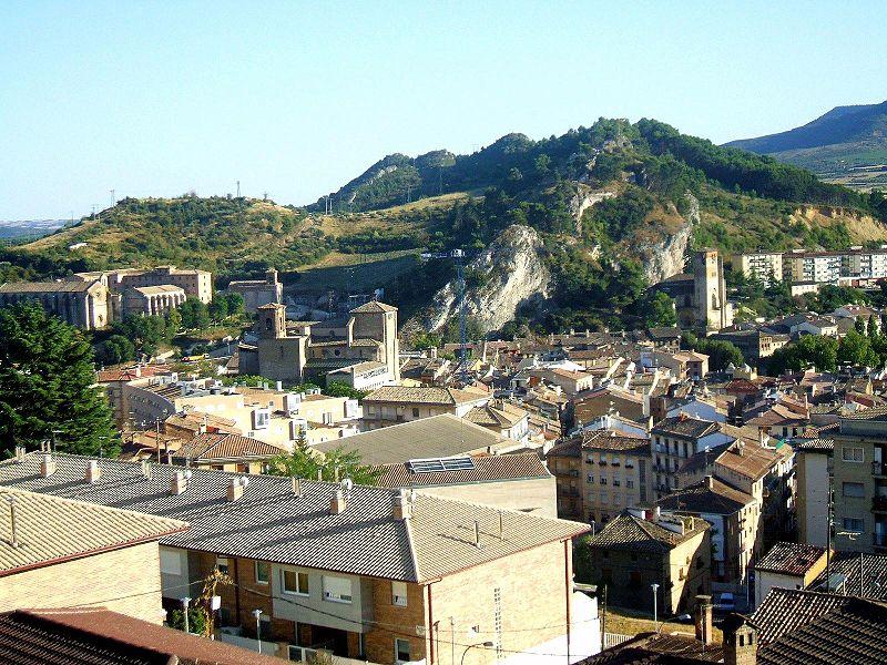 Estella: punto de travesía del Camino de Santiago y de encuentro de paz (Navarra) 1