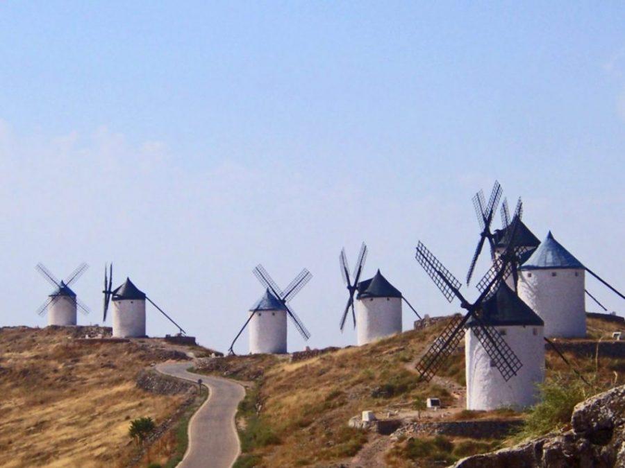 Consuegra: ¿los molinos de viento que inspiraron a Cervantes? (Toledo) 6