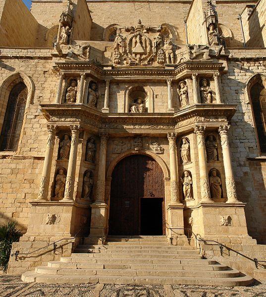 Montblanc y su imponente recinto amurallado de origen medieval (Tarragona) 4
