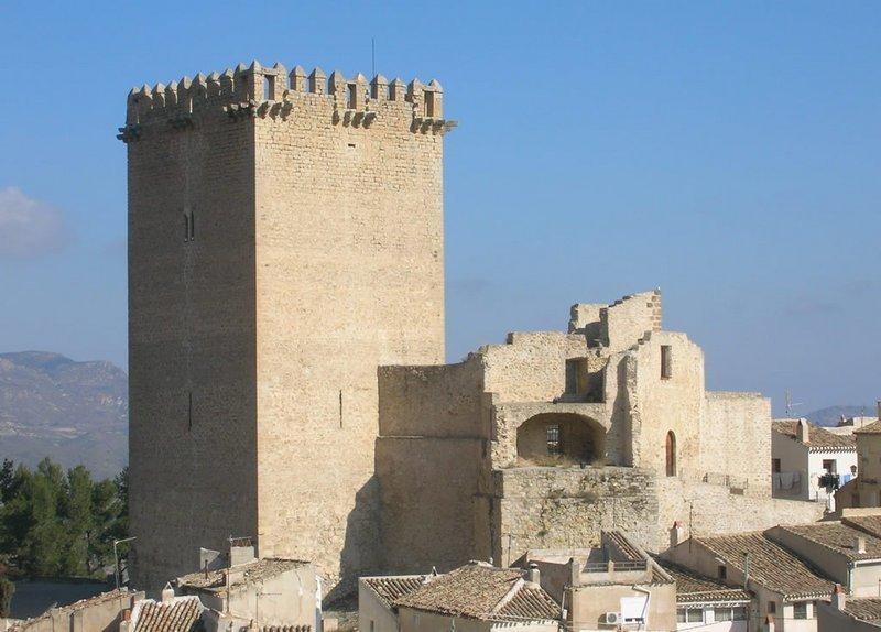 Moratalla: por tierras del rey Lobo (Murcia) 2