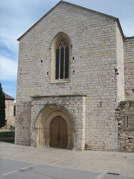 iglesia de san francisco columbusalbus - Montblanc y su imponente recinto amurallado de origen medieval (Tarragona)
