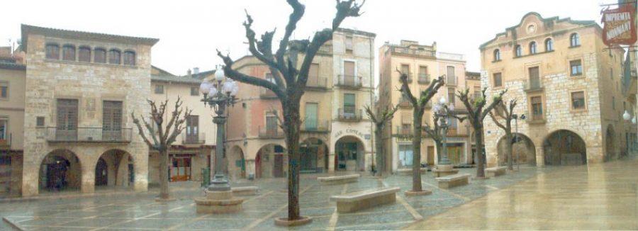 Montblanc y su imponente recinto amurallado de origen medieval (Tarragona) 2