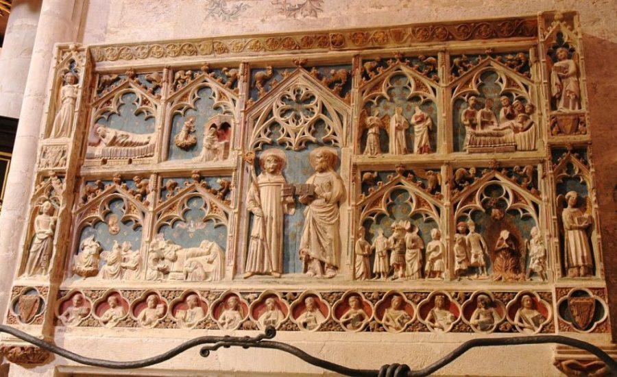 Montblanc y su imponente recinto amurallado de origen medieval (Tarragona) 8