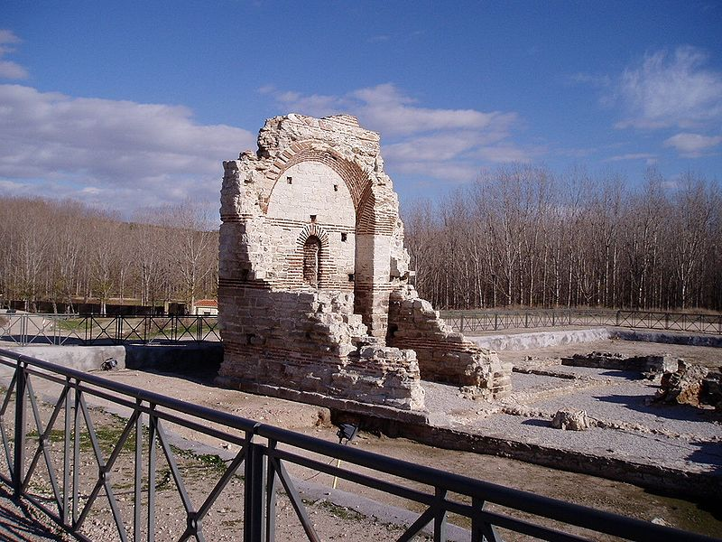 Carranque: la villa romana de Materno Cinegio (Toledo)