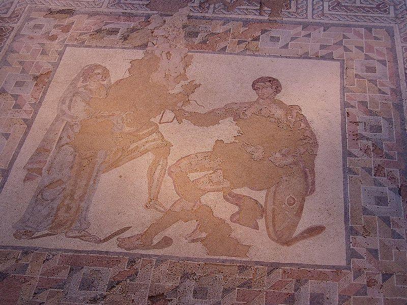 Carranque: la villa romana de Materno Cinegio (Toledo) 2
