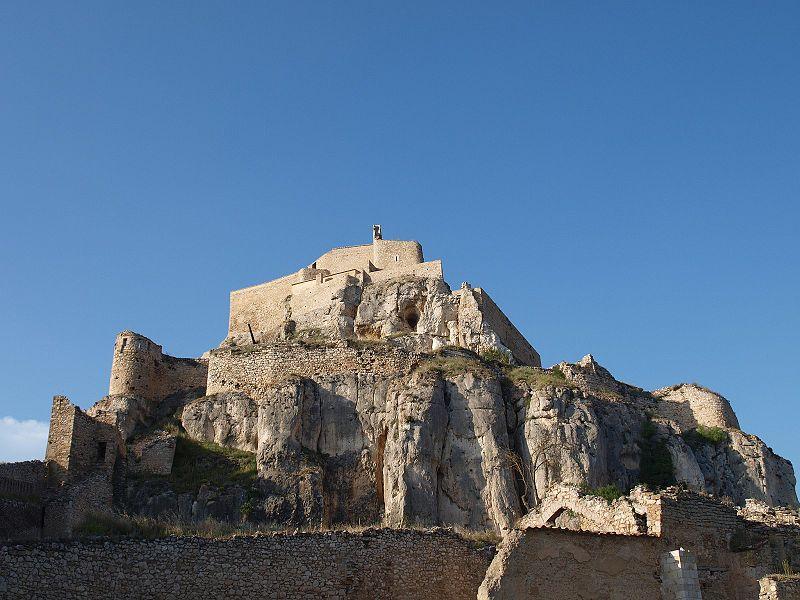 Morella: la montaña medieval que parece inexpugnable (Castellón) 2