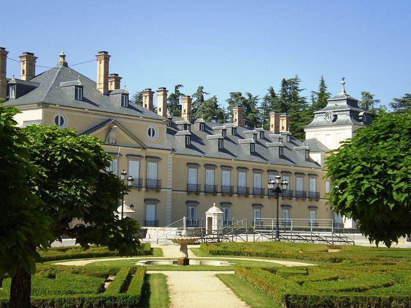 El Pardo: antiguo cazadero de reyes, residencia de Franco... (Madrid) 2