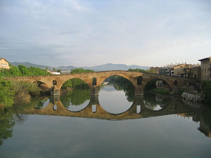 Puente la Reina y el Camino de Santiago (Navarra) 6