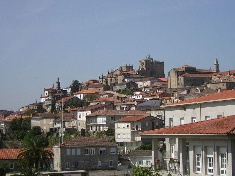 Tui, una de las siete capitales del antiguo reino de Galicia (Pontevedra) 1