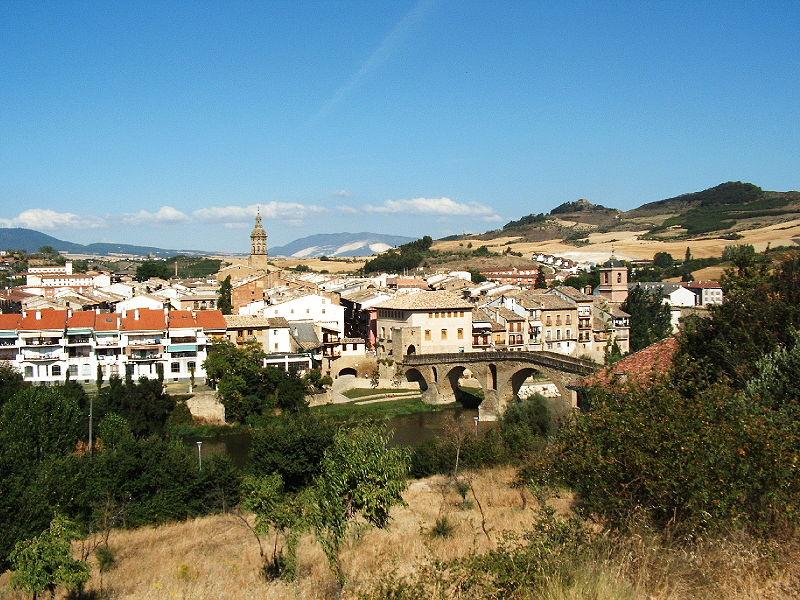 Puente la Reina y el Camino de Santiago (Navarra) 1