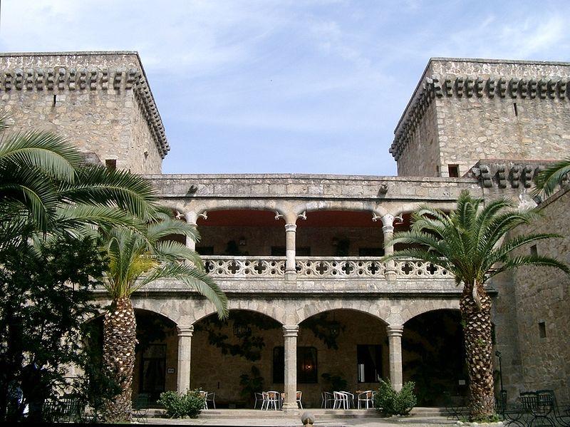 Jarandilla de la Vera: el descanso de Carlos V (Cáceres) 2