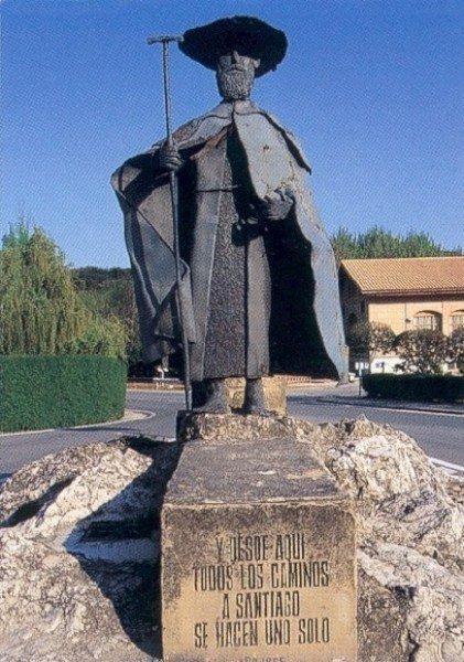 Puente la Reina y el Camino de Santiago (Navarra) 2