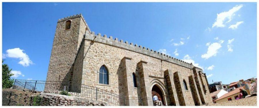 iglesia santa marc3ada de la torre jaaa - Jarandilla de la Vera: el descanso de Carlos V (Cáceres)