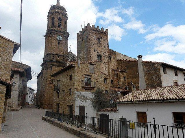 La Iglesuela del Cid: la ciudad fortificada por Rodrigo Díaz de Vivar (Teruel) 1