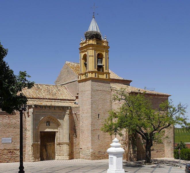 661px iglesia san jorge de palos miguel c3a1ngel fotc3b3grafo - Palos de la Frontera: donde partieron las carabelas de Colón