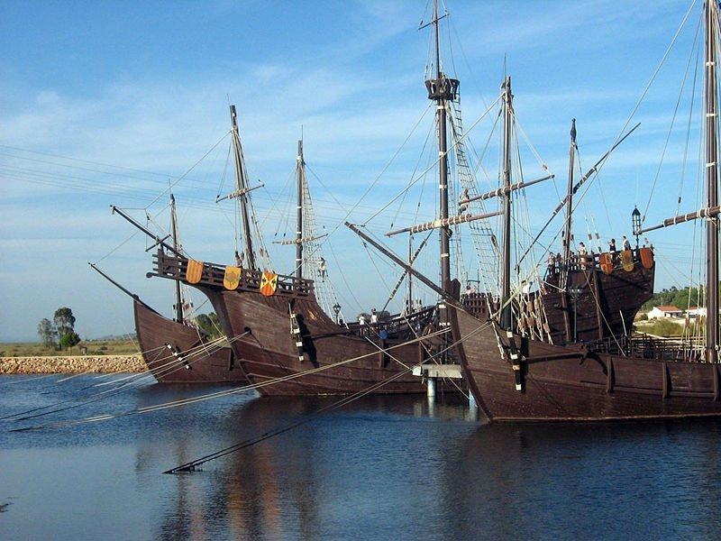 Palos de la Frontera: donde partieron las carabelas de Colón 2