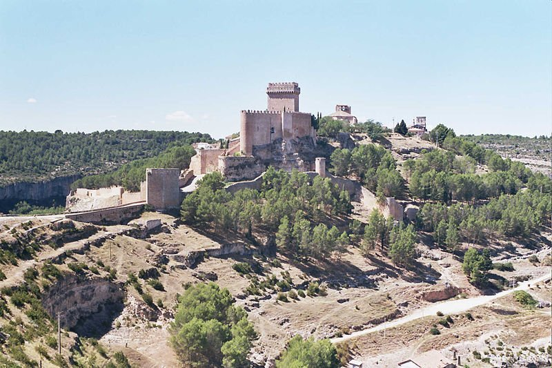 Alarcón y su castillo, protagonistas de la Reconquista (Cuenca) 4