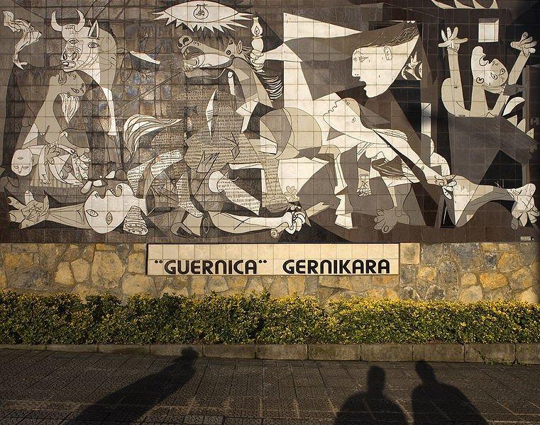 Guernica: el símbolo de la Guerra Civil (Vizcaya) 2