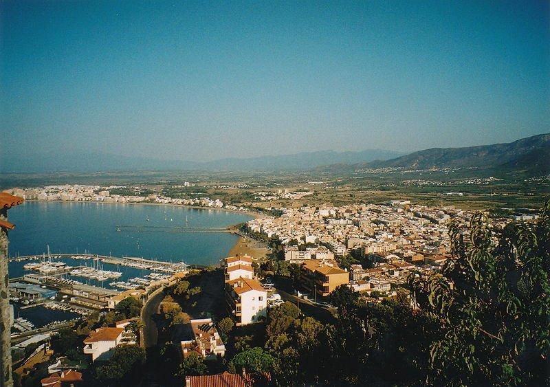 Roses y su pasado griego (Gerona) 2
