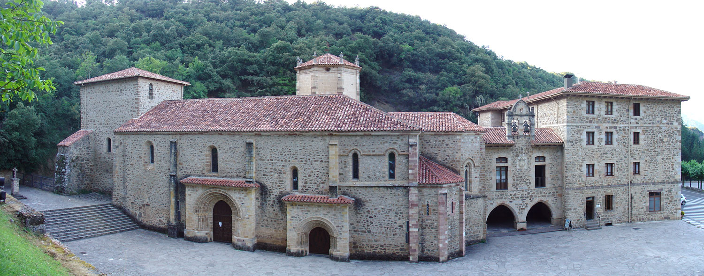 Liébana: uno de los lugares de peregrinación del cristianismo (Cantabria)