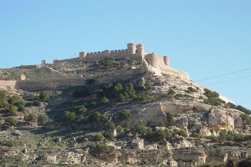 Chinchilla: la cárcel de César Borgia (Albacete) 4