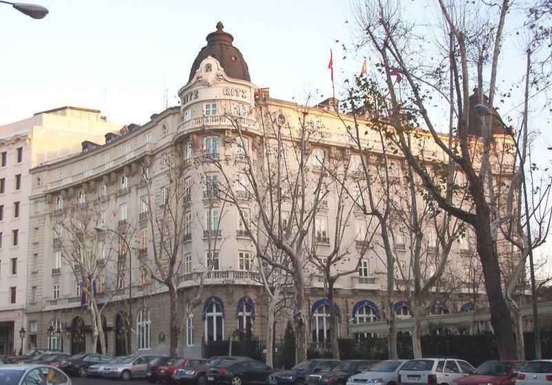 alojamiento de lujo en la capital de españa.
