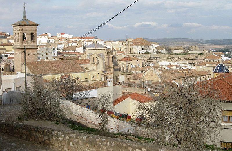 Chinchilla: la cárcel de César Borgia (Albacete) 2