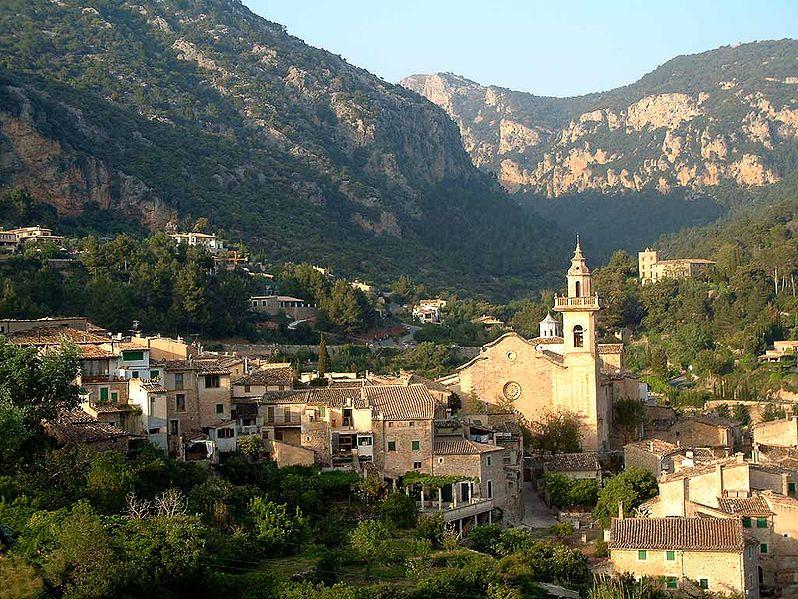 Valldemossa, el nido de amor y pasión de Chopin y Sand (Mallorca) 2