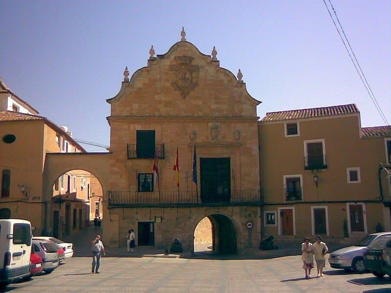 Chinchilla: la cárcel de César Borgia (Albacete) 8