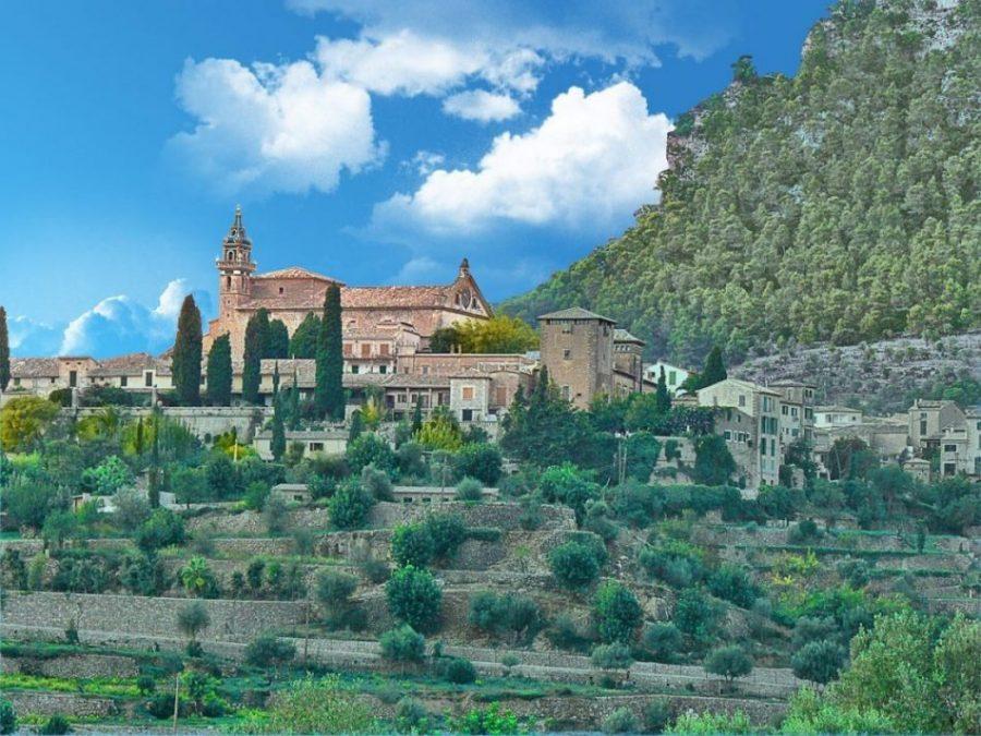 Valldemossa, el nido de amor y pasión de Chopin y Sand (Mallorca)