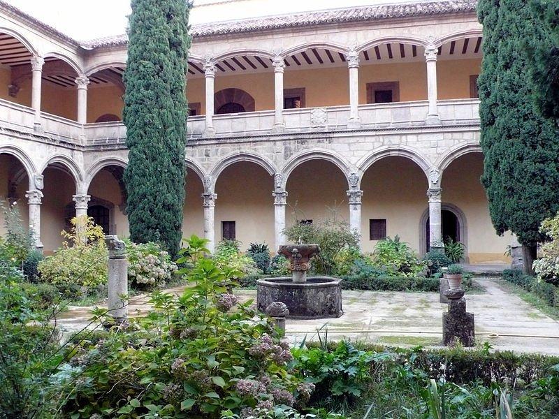 Monasterio de Yuste, el retiro físico, espiritual y místico de Carlos V (Cáceres) 8