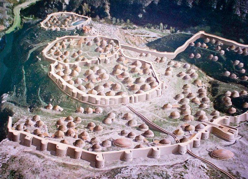 Los Millares: los primeros sepulcros de la historia (Almería) 2