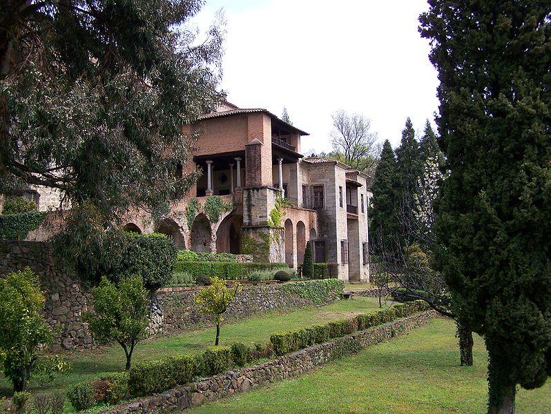 Monasterio de Yuste, el retiro físico, espiritual y místico de Carlos V (Cáceres) 2