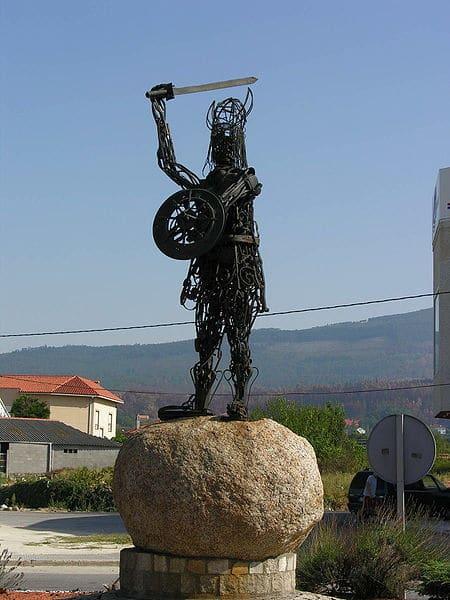 Catoira: llegan los vikingos (Pontevedra) 2