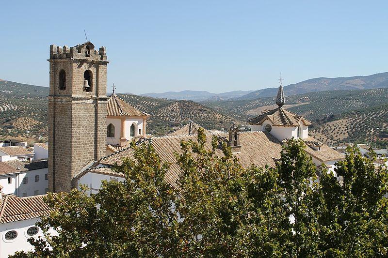 Priego de Córdoba, con su famosa rejería y capital del barroco andaluz
