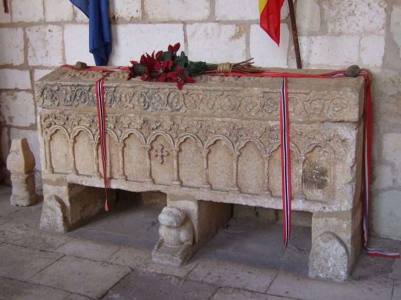 Covarrubias y la princesa vikinga (Burgos)