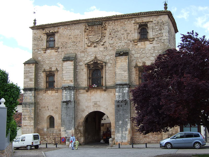 Covarrubias y la princesa vikinga (Burgos) 8