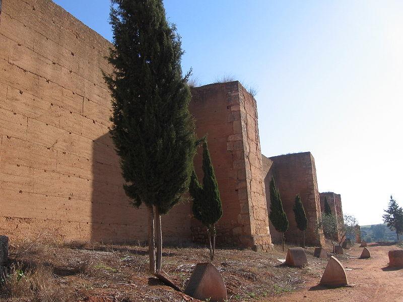 Niebla y sus murallas frente al asedio de los vikingos (Huelva) 2