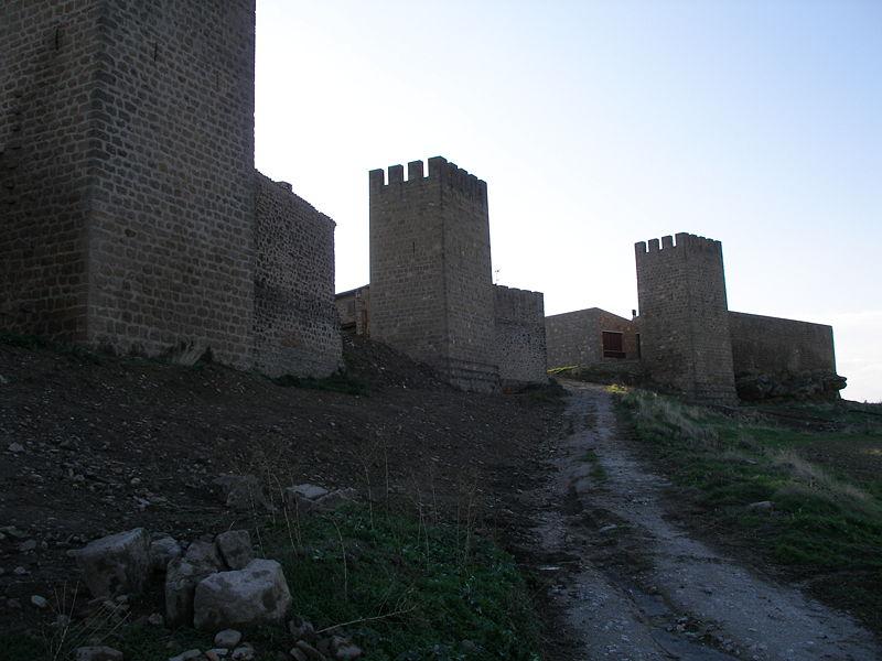 Artajona y su cerco, una agitada historia medieval (Navarra) 4