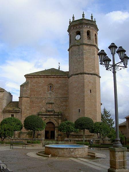 Baños de la Encina: un esplendoroso castillo califal (Jaén) 8