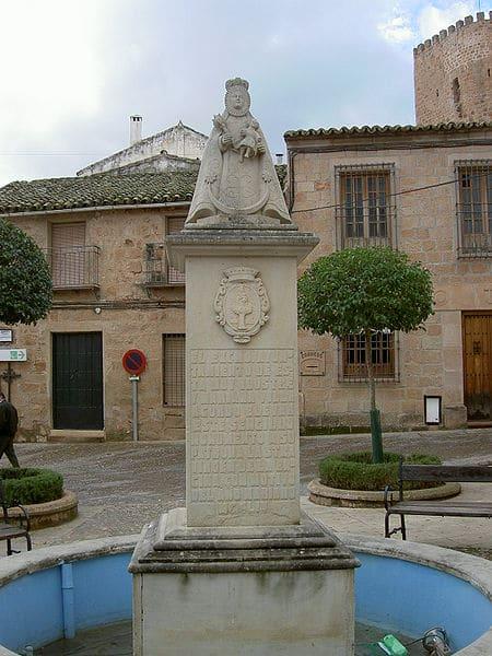 Baños de la Encina: un esplendoroso castillo califal (Jaén) 6