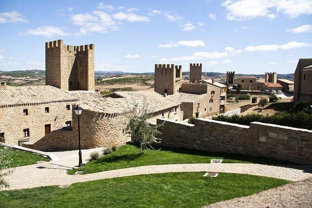 Artajona y su cerco, una agitada historia medieval (Navarra) 8