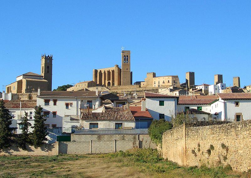Artajona y su cerco, una agitada historia medieval (Navarra) 2