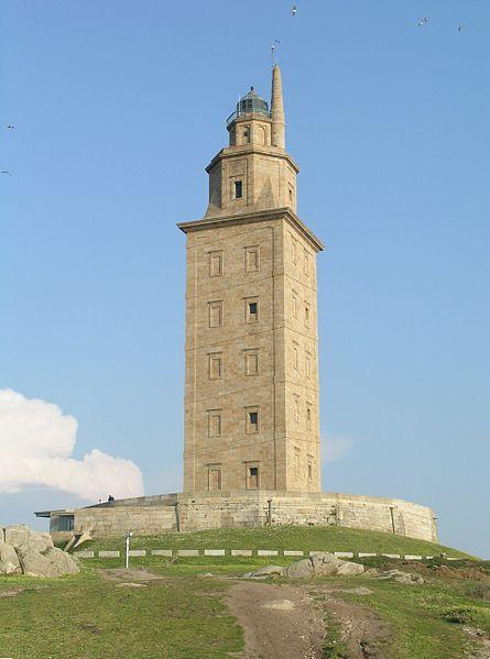 Torre de Hércules: el faro más antiguo del mundo que aún funciona 6