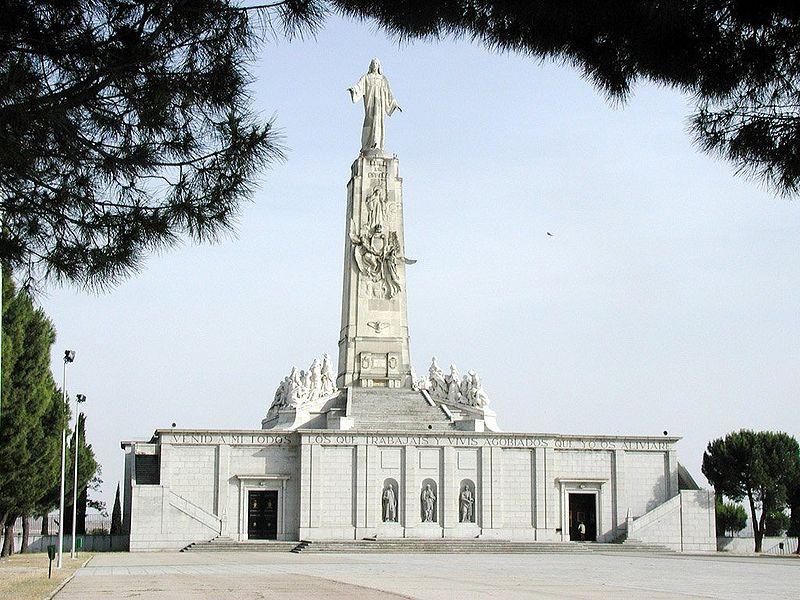 El Cerro de los Ángeles y el Sagrado Corazón (Madrid) 2