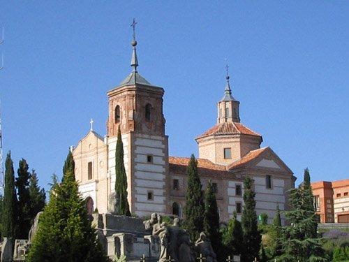 El Cerro de los Ángeles y el Sagrado Corazón (Madrid) 6