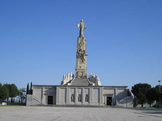 El Cerro de los Ángeles y el Sagrado Corazón (Madrid) 8