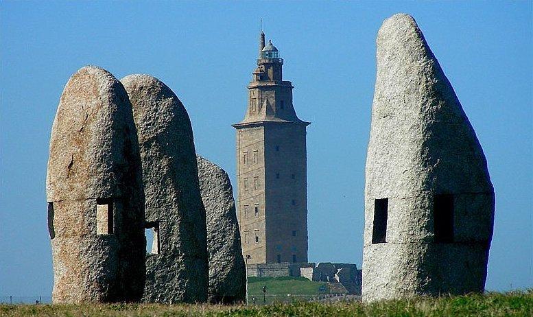 Torre de Hércules: el faro más antiguo del mundo que aún funciona 8