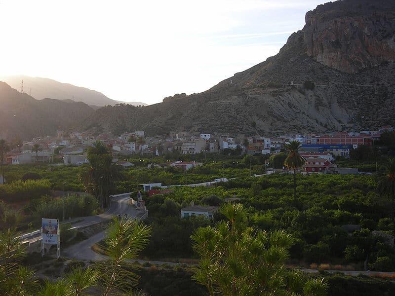 Valle del Ricote: el último reducto morisco del Levante español 1